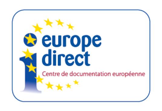 Logo du centre de documentation européenne